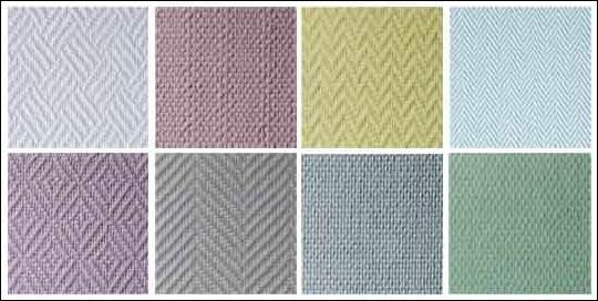 Glasvezelbehang is een relatief nieuwe manier van for Glasvezelbehang