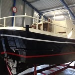 Boot zo goed als nieuw na schilderwerken