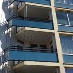 Latex verwijderen van plafonds en houtwerk binnen