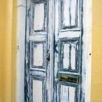 Buitenschilderwerken - voorbehandeling deur