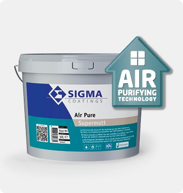 sigma air pure verf